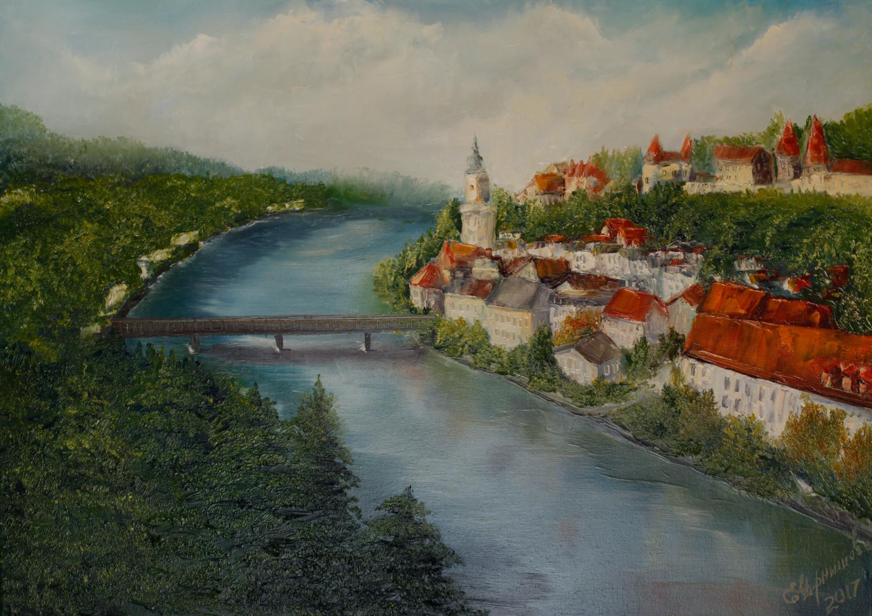 Пейзаж в Баварии