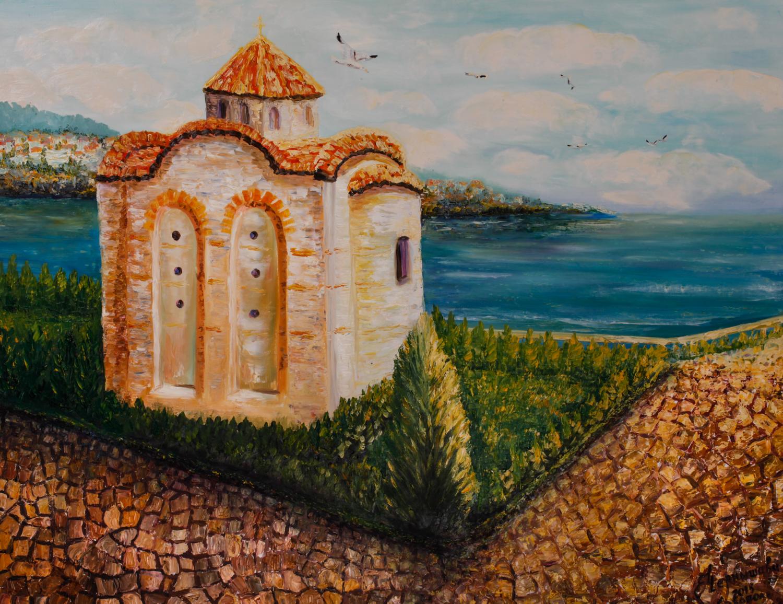 Церковь в Болгарии