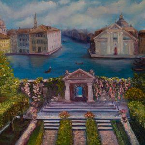Парк в Венеции
